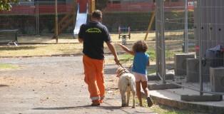 bambini e terremoto