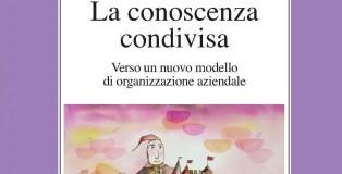 """Patricolare della copertina del libro di Guido Zaccarelli """"La conoscenza condivisa"""""""