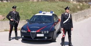 Carabinieri posto di blocco-1