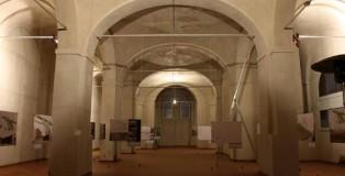 Nella foto, Palazzo Pini dopo i lavori di ristrutturazione post sisma