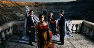 Quartetto d'archi dell'Arena di Verona 21 maggio