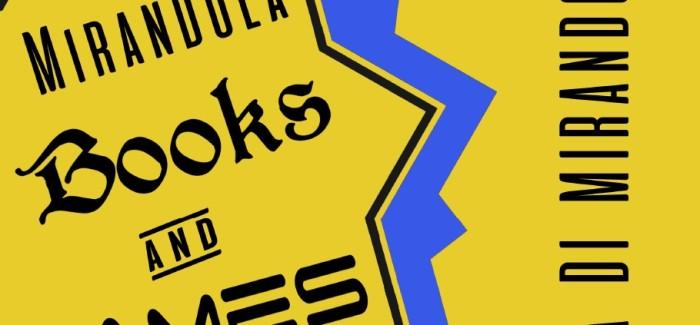 ARRIVA MIRANDOLA BOOKS AND GAMES
