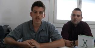 noah Da sinistra Luca Pirazzoli e Nicolò Bonacorsi