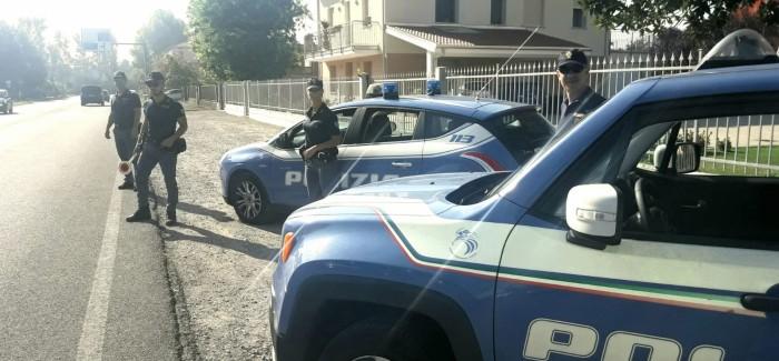 CONTROLLI STRAORDINARI DELLA POLIZIA A MIRANDOLA