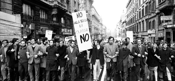 NEL WEEK END LA MEMORIA DEL '68
