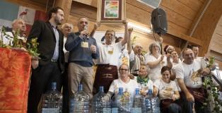palio pettine 2017 vincitori san giacomo