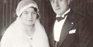 Matrimonio_di_Maria_Marchesi_e_Odoardo_Focherini_1930