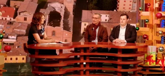 """MIRANDOLA PROTAGONISTA A """"GEO"""" DELLA RAI"""
