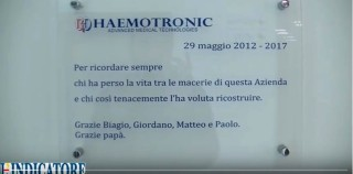 [video] HAEMOTRONIC CRESCE E ASSUME PERSONALE
