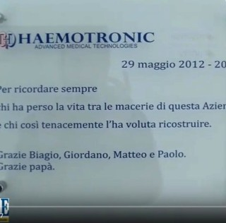[video] HAEMOTRONIC CRESCE E ASSUME PERSONALE
