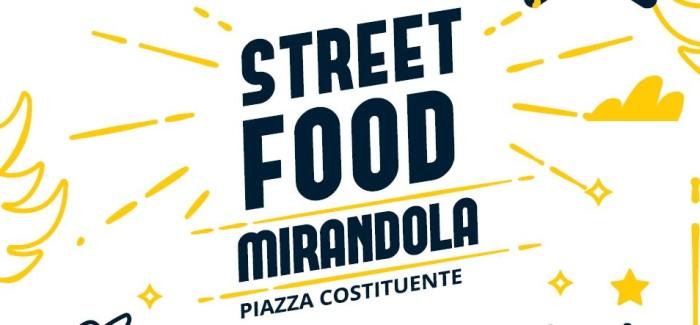 STREET FOOD TORNA AD ANIMARE IL CENTRO DI MIRANDOLA