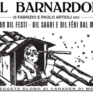 "23 NOVEMBRE: PRESENTAZIONE DEL LUNARIO ""AL BARNARDON"""