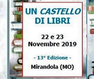22-23 NOVEMBRE: UN CASTELLO DI LIBRI 13ESIMA EDIZIONE
