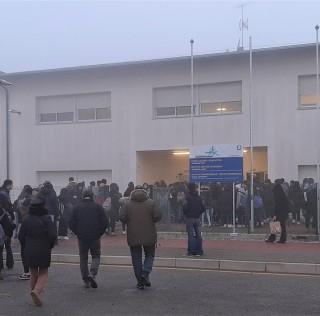 Mirandola: rientrati ufficialmente nella propria sede gli studenti dell'Istituto scolastico Luosi – Pico