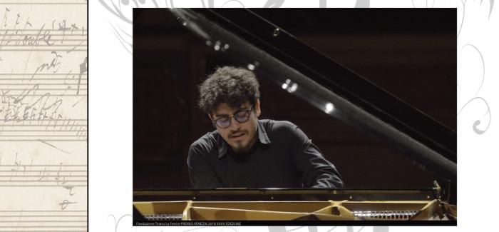 MIRANDOLA CLASSICA EDIZIONE 2020 RECITAL DEL PIANISTA GIORGIO BARTOLI