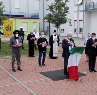 FESTA DEL PATRONO CON INCONTRO INTERRELIGIOSO PER RICORDARE VITTIME E MALATI DI COVID-19