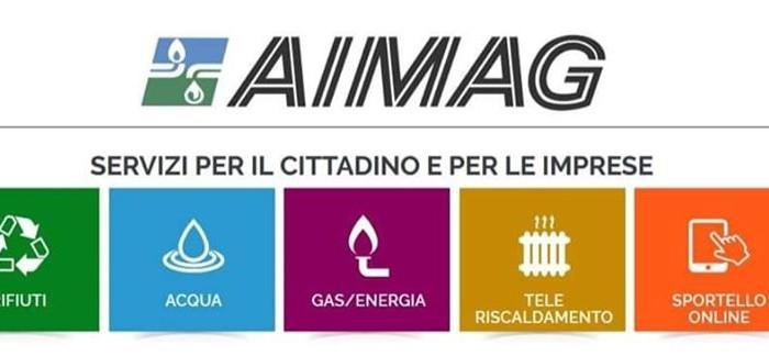 AIMAG COMPLETA L'ACQUISIZIONE DEL RAMO DI AZIENDA DI SOENERGY S.R.L.,