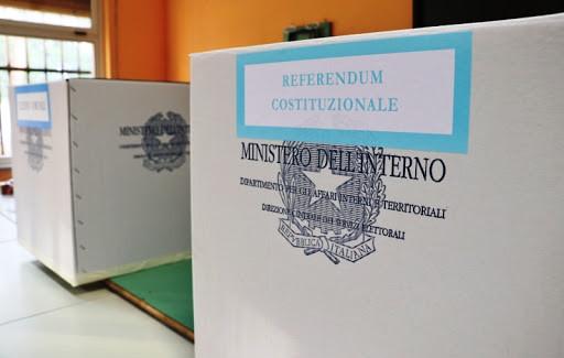 MIRANDOLA, REFERENDUM COSTITUZIONALE: SÌ AL 70,73%; NO AL 29,27%.