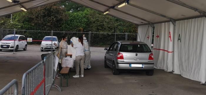 MIRANDOLA, POSTAZIONE DRIVE THROUGH: RISOLTI I PROBLEMI DI VIABILITA'