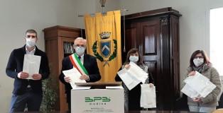 Fazzioli_Sindaco_Greco_Assessore_Marchi_Balugani2