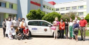 201_donatori e Puass con auto donata